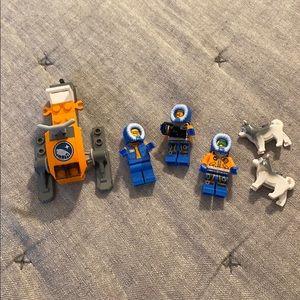 LEGO Arctic Exploration Minifigures